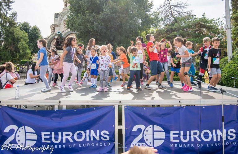 Победители във  Fun Run Kids 2020